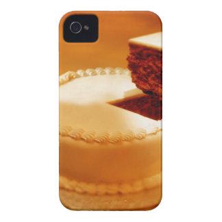 取られる切口の簡単な仕事のクローズアップ Case-Mate iPhone 4 ケース