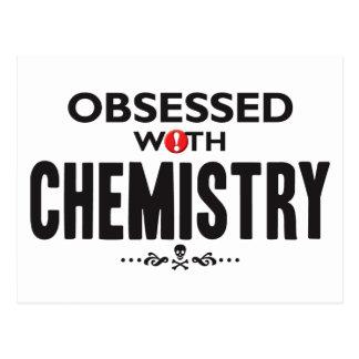 取りつかれている化学 ポストカード