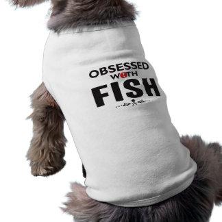 取りつかれている魚 ペット服