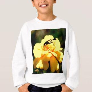 取入口の知識の知恵および甘い蜂の花 スウェットシャツ