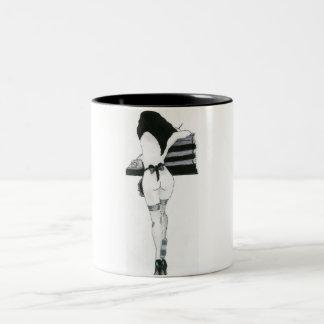 取得|メッセージ コーヒーマグカップ