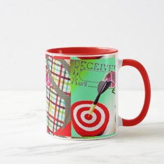 「受け取られ、答えられた」コーヒー・マグ マグカップ