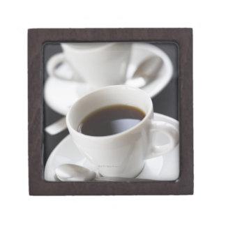 受皿が付いているコーヒー ギフトボックス