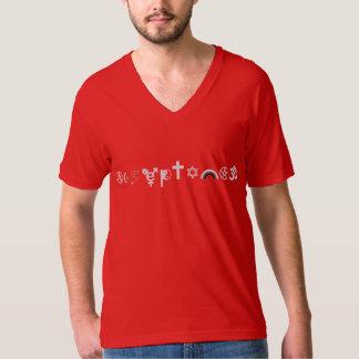 受諾の記号2 Tシャツ