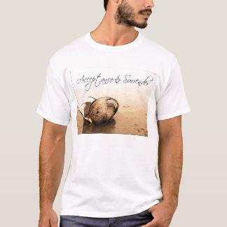 受諾及び降伏 Tシャツ