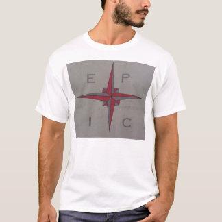 叙事詩のコンパス Tシャツ