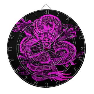 叙事詩のドラゴンの紫色 ダーツボード