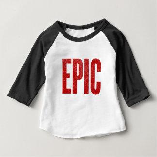 叙事詩の幼児のワイシャツ ベビーTシャツ