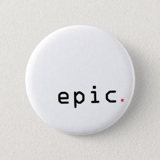 叙事詩ボタン 5.7CM 丸型バッジ