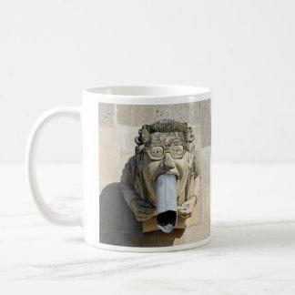 口のガーゴイルのマグ コーヒーマグカップ