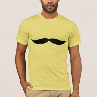 口ひげのティー(レモン) Tシャツ