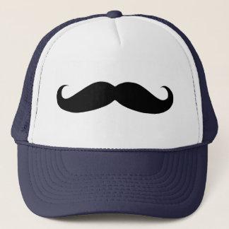 口ひげのトラック運転手の帽子 キャップ