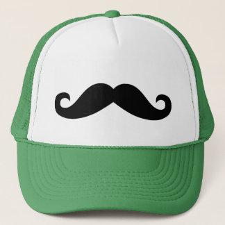 口ひげの帽子 キャップ