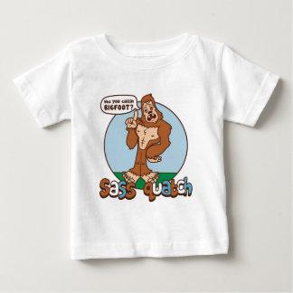 口答えQuatch ベビーTシャツ