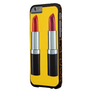 口紅のヒョウ BARELY THERE iPhone 6 ケース
