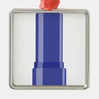 口紅 メタルオーナメント