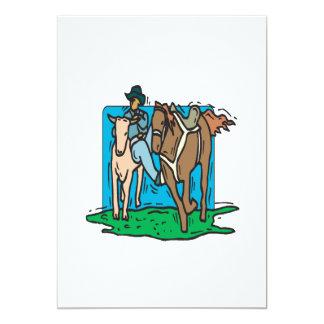 口論している牛 カード