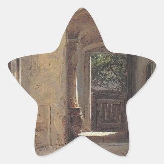古いののヤード、フェルディナント著ウィーンのHeumüller、 星シール