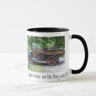 古いぽんこつ マグカップ