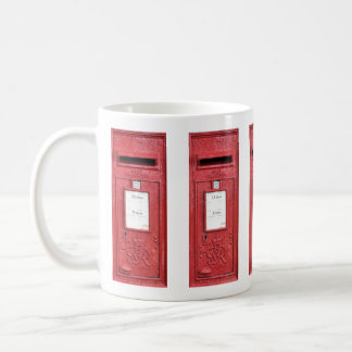 古いイギリス コーヒーマグカップ