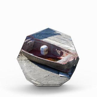 古いイタリア語によって断念されるボート 表彰盾