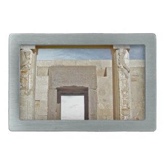 古いエジプト 長方形ベルトバックル