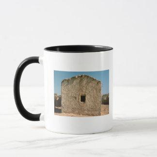 古いエリコの建物 マグカップ