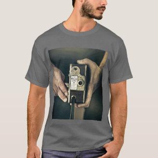 古いカメラのTシャツ Tシャツ