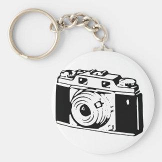 古いカメラ キーホルダー