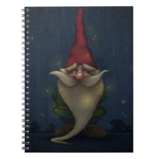 古いクリスマスの格言のノート ノートブック