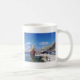 古いコースターDafni コーヒーマグカップ