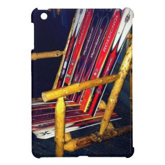 古いスキーによって作るべきスキー椅子のカッコいいの事 iPad MINIカバー