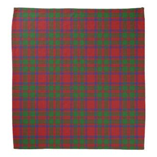 古いスコットランド人の一族のマッキントッシュのタータンチェック格子縞 バンダナ