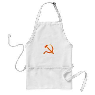 古いソビエト記号 スタンダードエプロン