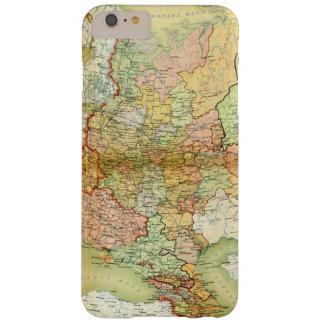 古いソビエト連邦ソビエト社会主義共和国連邦ロシアの1928地図 BARELY THERE iPhone 6 PLUS ケース