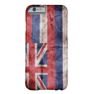 古いハワイの旗; BARELY THERE iPhone 6 ケース