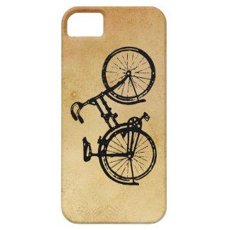 古いバイク iPhone SE/5/5s ケース