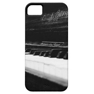 古いピアノ iPhone SE/5/5s ケース