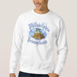 古いフィラデルヒィア スウェットシャツ