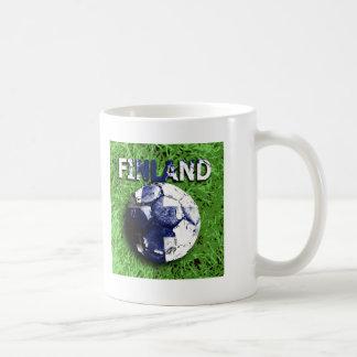 古いフットボール(フィンランド) コーヒーマグカップ
