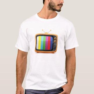 古いレトロのテレビのTシャツ Tシャツ