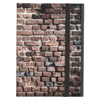 古いレンガ壁のグランジな背景 iPad AIRケース