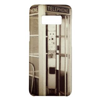 古い公衆電話ボックス Case-Mate SAMSUNG GALAXY S8ケース