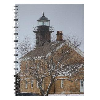 古い分野ポイント灯台 ノートブック