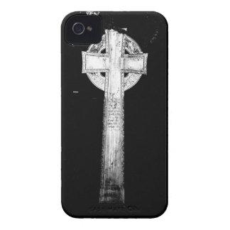 古い十字の彫像 Case-Mate iPhone 4 ケース