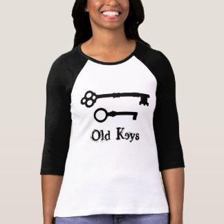 古い合い鍵 Tシャツ
