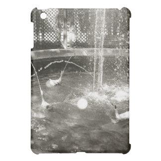 古い噴水 iPad MINIケース