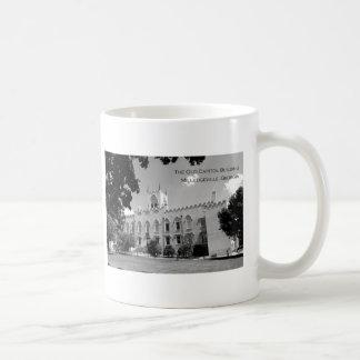 古い国会議事堂の建物- Milledgeville、ジョージア コーヒーマグカップ