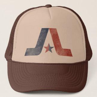 古い学校のアーリントンの帽子 キャップ