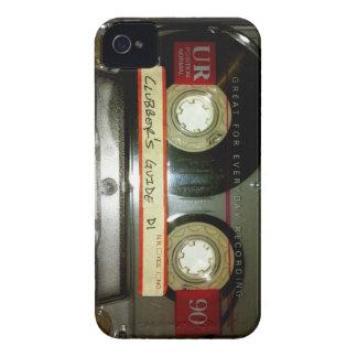 古い学校のカセットテープ Case-Mate iPhone 4 ケース